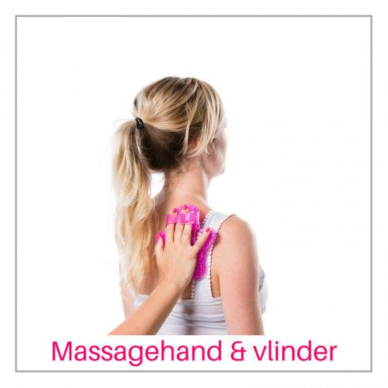 Massage handschoen Flinder Flowee