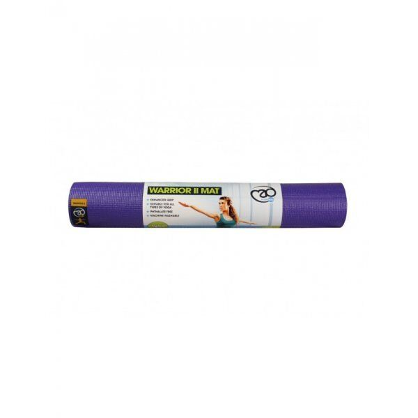 Warrior Yoga Mat II 183cmx60cmx4mm
