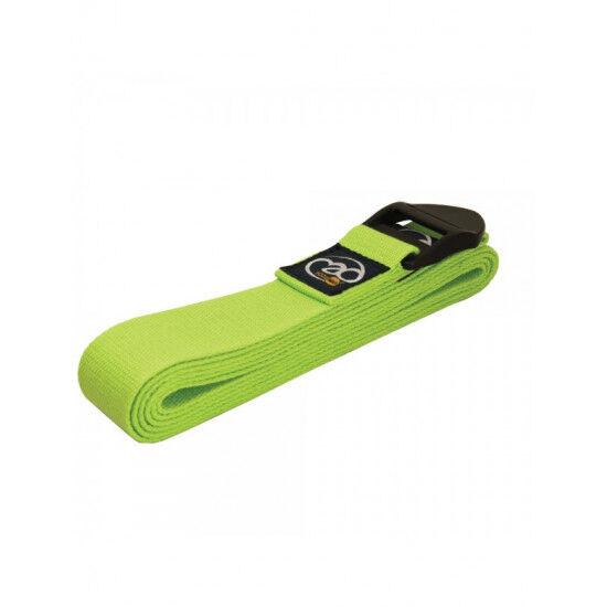 Standaard Yoga Riem Groen 2.0 meter