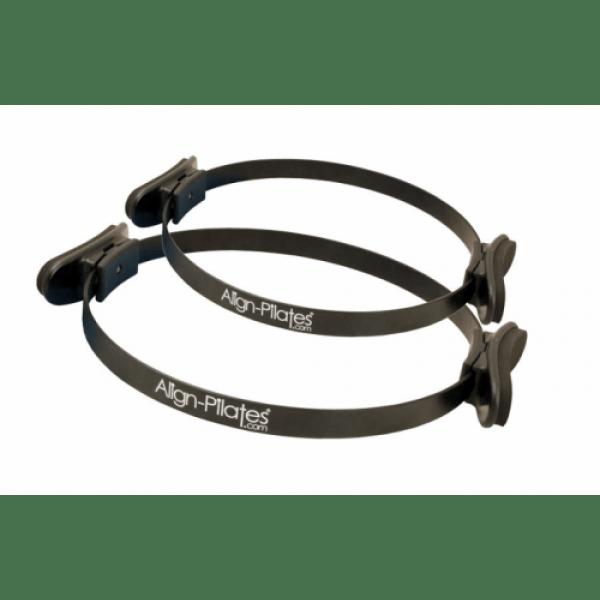Aligh Pilates Pro ring 32 cm 1 handgreep