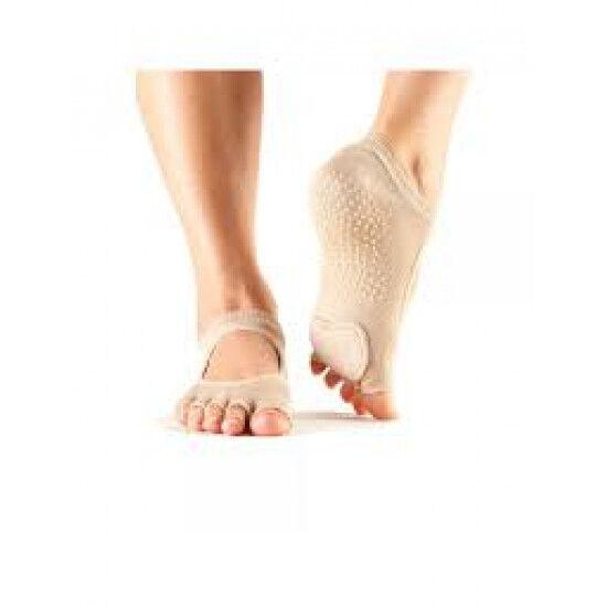 Toesox sokken zonder tenen Prima Bellarina-Nude S/M