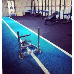 Astroturf Gym Speedtrack
