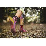 Balega Blister Resist Quarter Sportsok Paars-Roze