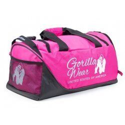 Gorilla Wear Santa Rosa Gym Bag - Pink-Black