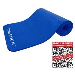 Fitnessmat Comfort Blue 160 x 60 x 1,5 cm