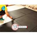 Rubber sporttegels   Fitness en Crossfit