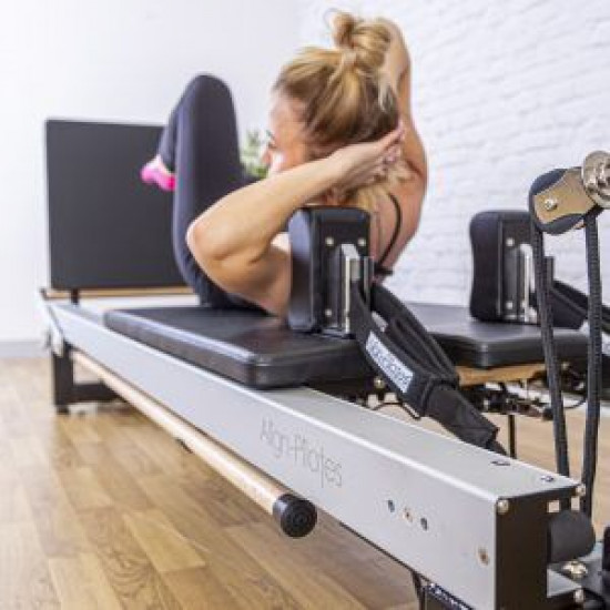 A8 Pro Pilates Reformer Low Leg Bundle