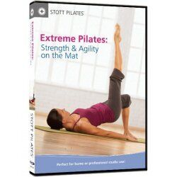 Stott DVD | Extreme Pilates, Strength - Agility on the Mat