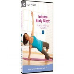 Stott DVD | Intense Body Blast: Pilates Interval Training, L1
