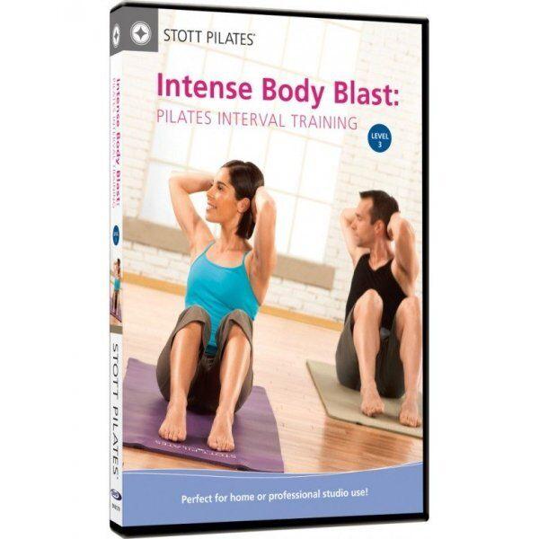 Stott DVD | Intense Body Blast: Pilates Interval Training, L3