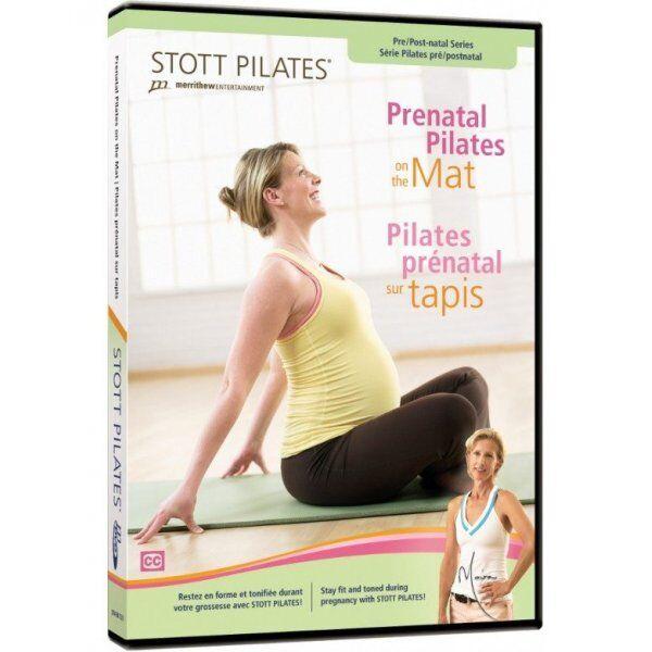 Stott DVD  | Prenatal Pilates on the Mat