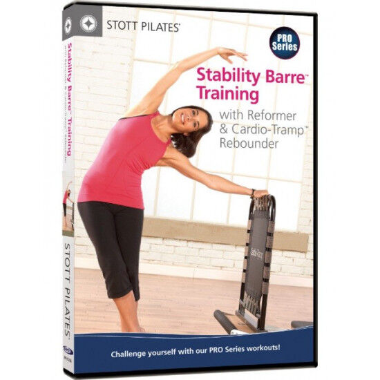 Stott DVD | Stability Barre Training with Reformer - Cardio-Tramp