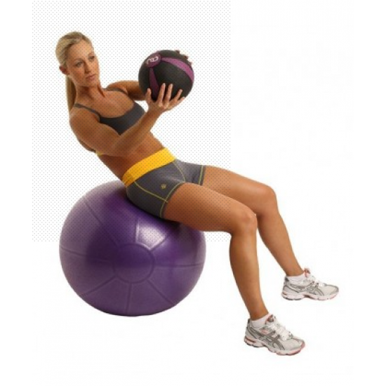 Swiss Ball - 500 kg, 55 cm met pomp