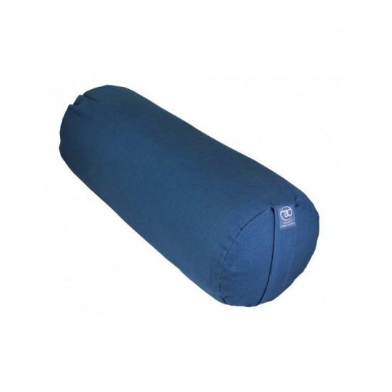 Organische katoenen bolster Blauw