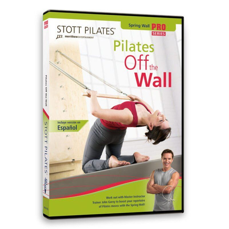 Stott Dvd Pilates Off The Wall Fitness Yoga Shop Nederland