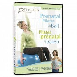 Stott DVD – Prenatal Pilates on the Ball