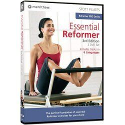 Stott Two DVD Set - Intermediate Reformer