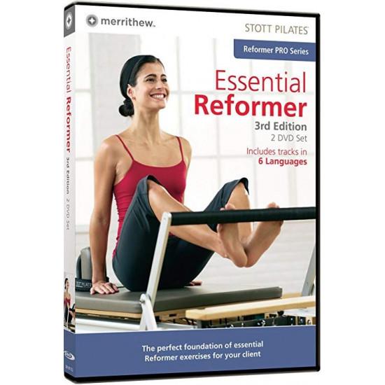 Stott Two DVD Set - Essential Reformer
