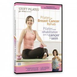 Stott DVD – Pilates for Breast Cancer Rehabilitation