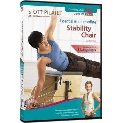 Stott DVD - Essential Intermediate Stability Chair