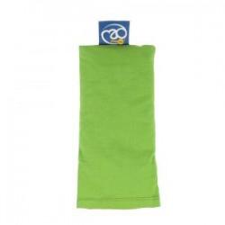 Organisch Katoenen Oogkussentje Limoen Groen