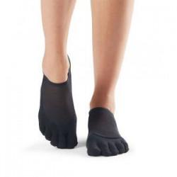 Antislip Sokken Luna Met Tenen Zwart – ToeSox