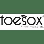 Antislip Sokken Bellarina Met Tenen Groovy – ToeSox