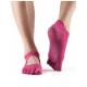 Antislip Sokken Bellarina Met Tenen In Raspberry - ToeSox S/M