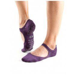 Antislip Sokken Chey In Lavender - Tavi Noir
