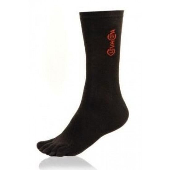 Koper Sokken Met Tenen - Zwart M/L