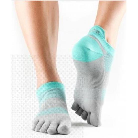 Sportsokken met tenen Lolo Ice - Toesox M