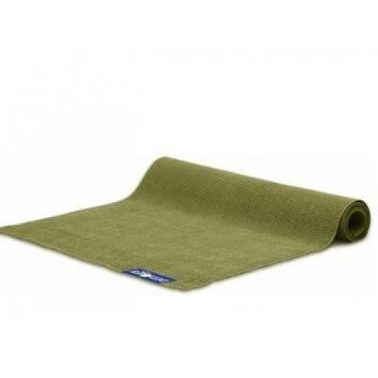 Hot Yoga Mat - Groen (173cmx61cmx2,5mm)