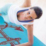 Pilates Yoga Mat Anker – 176 x 61 x 0,6 cm