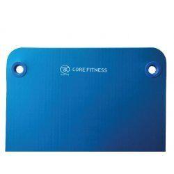 Core Fitness Mat met oogjes 182x58x1 cm