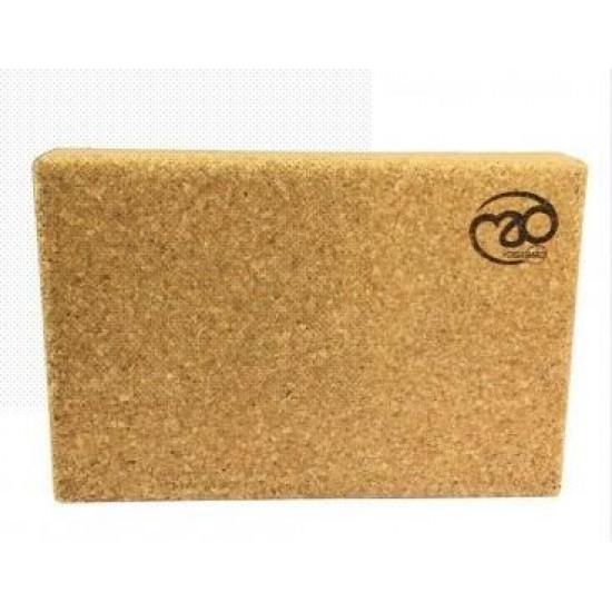 Yoga Blok Kurk 30,5 x 20,5 x 5 cm
