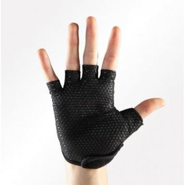 Grip handschoenen zwart Toesox L
