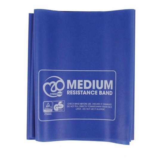 Weerstandsband - Medium kleur  Blauw