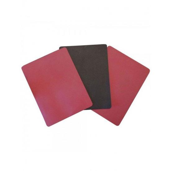 Antislip Mat Voor Pilates toestellen - Rood of Zwart