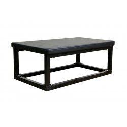 Frame Sitting Box van Align-Pilates voor een pilates reformer