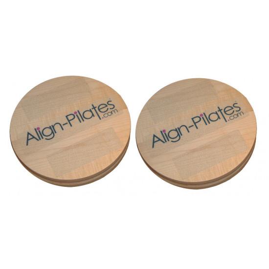 Rotatie Schijven van Align-Pilates