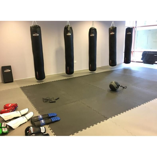 Vechtsport Puzzelmat 100x100x2cm (4 kleuren)