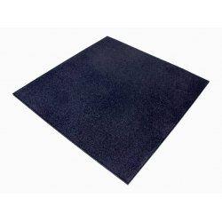 Rubber vloertegel 100x100x2 cm