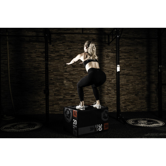 Soft plyo box 3-in-1 hoogtes