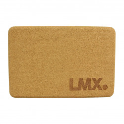 LMX. Cork Yoga Block