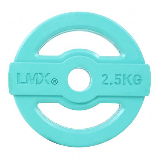 BodyPump Discs Kleur (1,25 - 10kg)