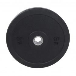 LMX97 Hi-Temp bumper plate (EU) 50mm - black (10kg)
