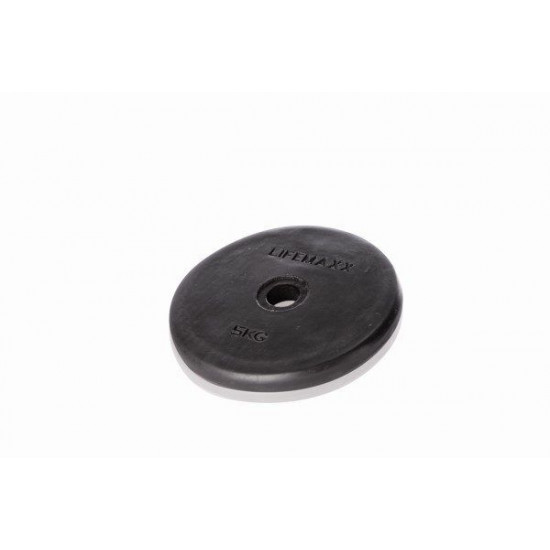 Disc rubber coated 30mm