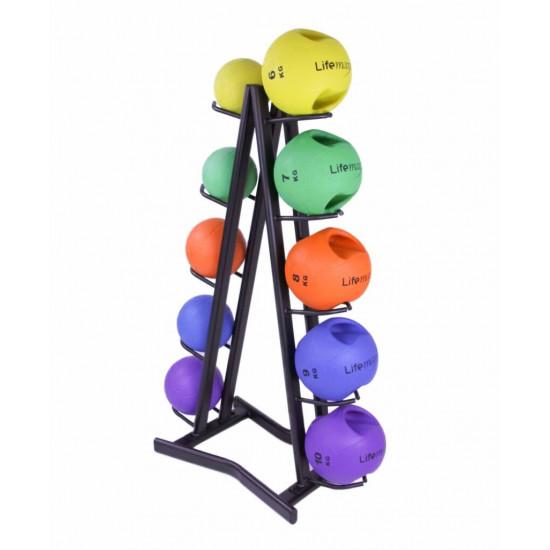 Medicineball Rack (10 ballen) LMX1253