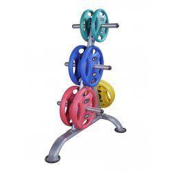 Opbergrek voor Olympic discks-plates (50mm)