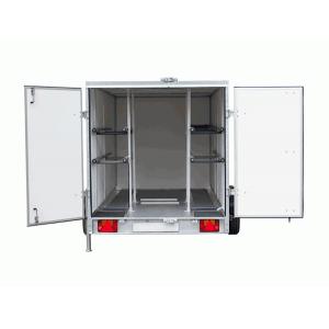 Aanhangwagen M3Fsport mobiele fitness frame